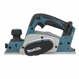 Makita DKP180Z Akku-Hobel (18,0 V, 82 mm, ohne Akku/ohne Ladegerät) - 1