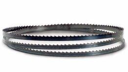 Flexback Bandsägeblatt Sägeband für Holz 1712 Holzbandsägeblatt (Breite 10 mm Stärke 0.5 Zahnteilung 6 Zpz) - 1